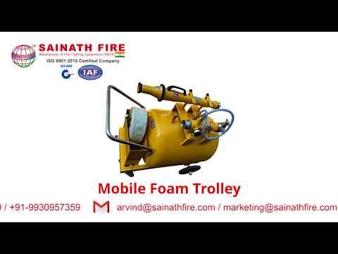 Mobile Foam Unit SS Body