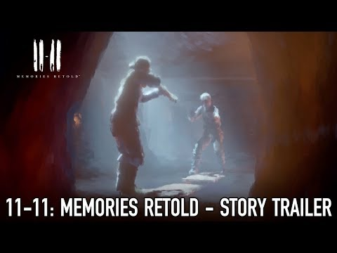 11-11: Memories Retold - PS4 / Xbox1/ PC - Story Trailer thumbnail