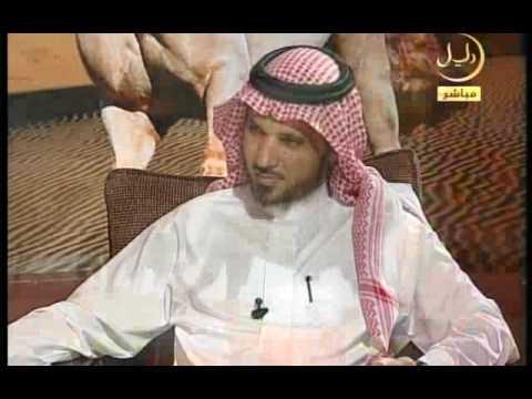 د. السعيدي ضيفاً على برنامج ربيع القوافي 1