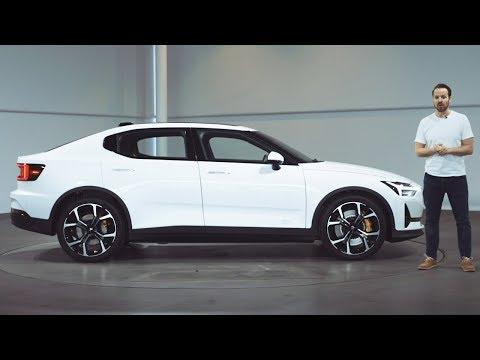 FIRST LOOK: Polestar 2 - Volvo's Tesla Model 3 Rival   Top Gear