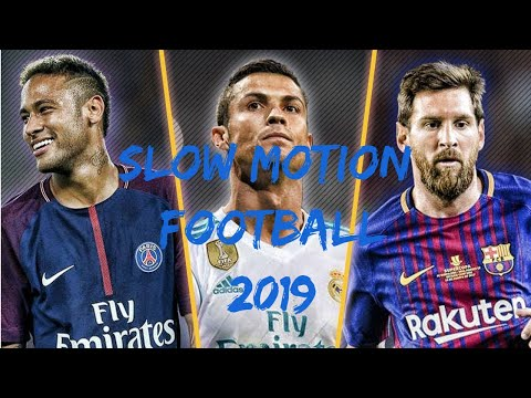 Incredible HD Slow-Motion Football - Goals,Skills,Assists- 2019