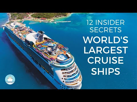 Top 12 Cruise Tips for Sailing on the World's Biggest Cruise Ships (2019)