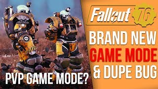 Fallout 76 News - New Game Mode Coming, Sales Numbers, Duping Exploit