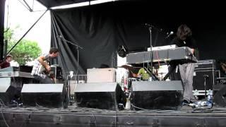 The Antlers - Bear @ Pitchfork Music Festival 2009 (HD)
