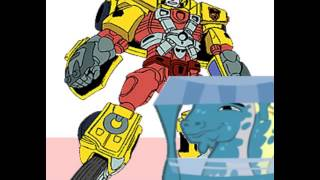 MLP/Transformers Fanfic: Hot Shot and Hugh Jelly in JaAm Adventures