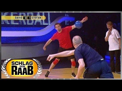 Spiel 3: Völkerball - Show 43 - Schlag den Raab