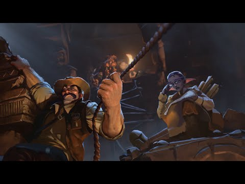 The League of Explorers Cinematic Trailer thumbnail