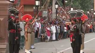 Wagah Border Pakistan HD