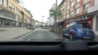 preview picture of video 'kleine Rundfahrt durch Solingen I CIMG3782.AVI'