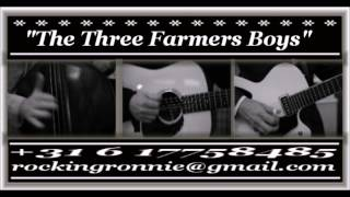 The Three Farmers Boys rehearsal snips 21-10-2014