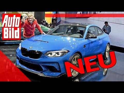 BMW M2 CS (2019): Neuvorstellung - Sportwagen - Preis