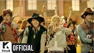 [MV] B1A4 _ Baby good night(잘자요 굿나잇)