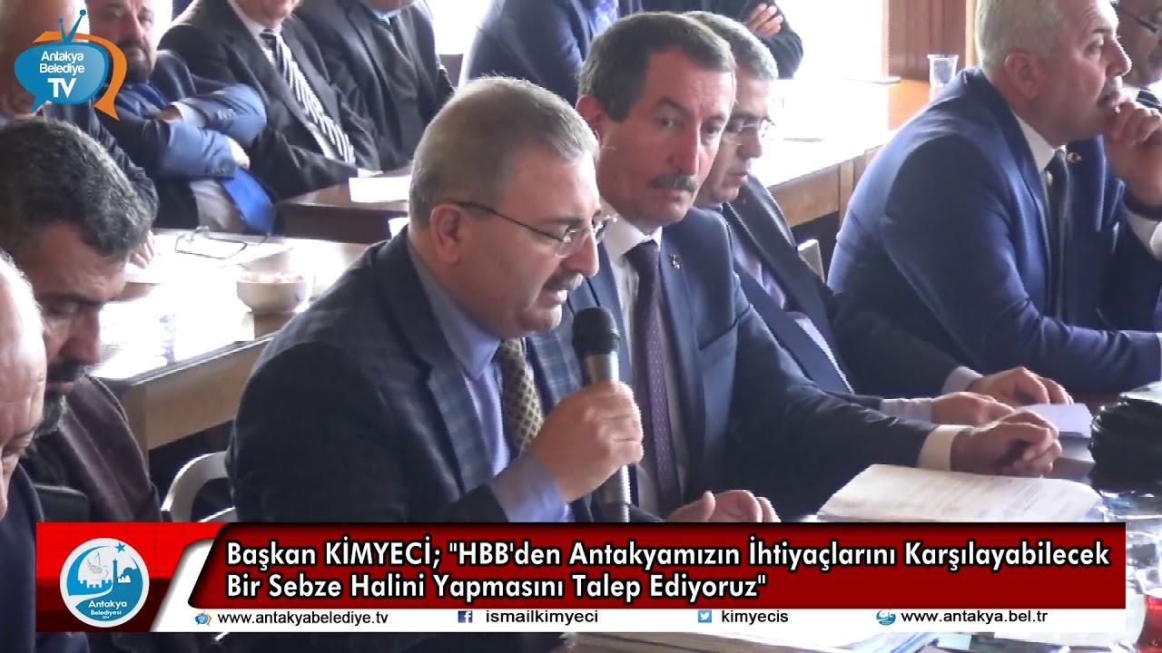 HBB'DEN ANTAKYAMIZIN İHTİYAÇLARINI KARŞILAYABİ...