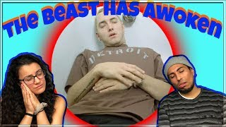 Eminem - Go To Sleep Feat. Obie Trice & DMX (Lyrics) REACTION | Caught A Ghost On Camera! =O