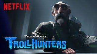 Merlin Awakens | Trollhunters | Netflix