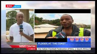 Mombasa leaders missing as residents get washed away as floods hit the county