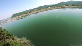 FPV/Jinju Park/a water flight????????