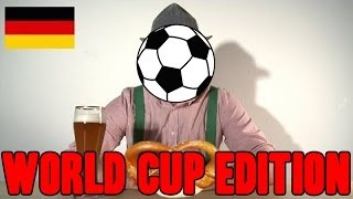 How German Sounds Compared To Other Languages (World Cup Edition) || CopyCatChannel