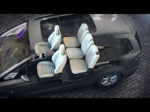 Ford  Galaxy  Минивен класса M - рекламное видео 1