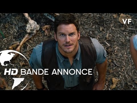 Jurassic World / Bande-annonce officielle VF [Au cinéma le 10 juin 2015]