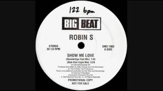 Robin S   Show Me Love (StoneBridge Club Mix.) 1992