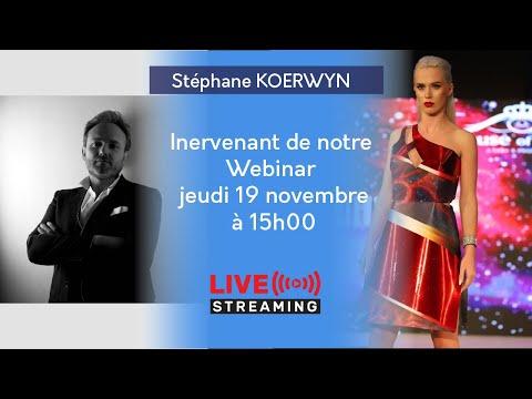 [INTERVENANT] - Webinar - WeLocArt - Stéphane KOERWYN