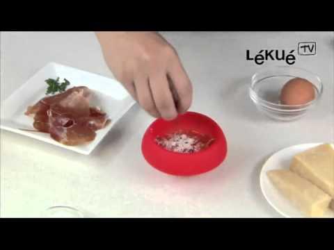 Lékué Ovo - Strumento di cottura per uova in silicone