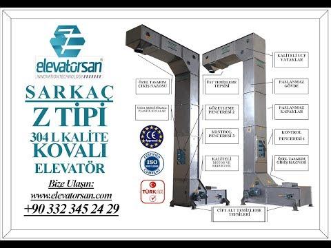 STAINLESS STEEL PENDULUM ELEVATOR