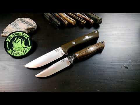 Meine Top 3 Empfehlungen feststehende Messer (Fixed)