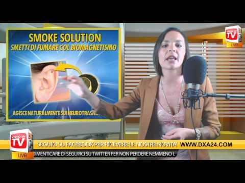 Se sarò capace di smettere di fumare prove