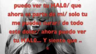 Beyonce  HALO (SPANISH)