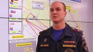 В Бурятии спасатели находятся в готовности (видеокомментарий)