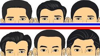 หน้าผาก - บอกนิสัย ทายนิสัย จากการดูหน้าผาก หน้าผากโหนก หน้าผากสูง