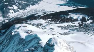 Winterurlaub in der Zugspitz Arena Bayern-Tirol - HD