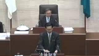 平成26年2月岩手県議会定例会知事演述