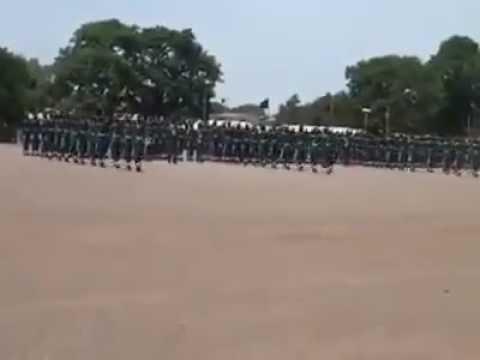 PASSOUT NDA NIGERIAN FORCE 2016/2017