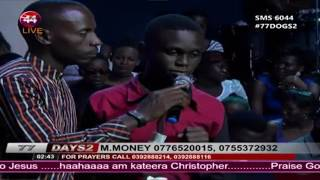 Robert Kayanja 77 Days of Glory TWO - Day 59(Deliverance)