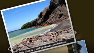 preview picture of video 'New Zealand - White Island Gonetilwhenever's photos around Whakatane (White Island), New Zealand'