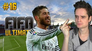 SERGIO RAMOS IS EEN PLAKKERT! - FIFA 16 Ultimate Team #16