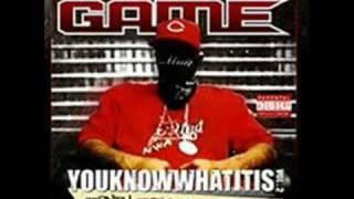 The Game Feat Ya Boy - Cali Niggaz
