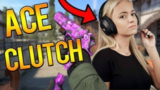 MIMI INSANE 1 VS 5 ACE CLUTCH! TARIK VAC 4K! BEST OF TWITCH CS:GO #275