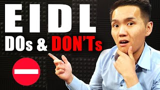 EIDL Loan:  What Can You Use it For?