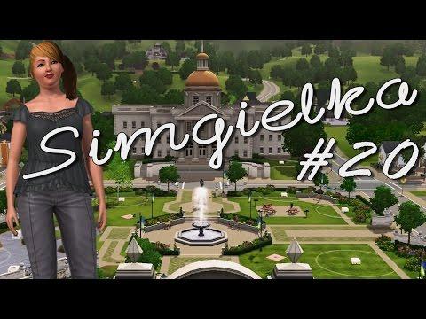 Video The Sims 3: Simgielka #20: Ślub w Stroju Kąpielowym i Nagłe Urodziny