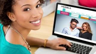 i Will make Beautiful woman holding laptop with your website