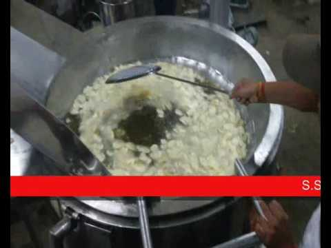 Semi Automatic Batch Fryer