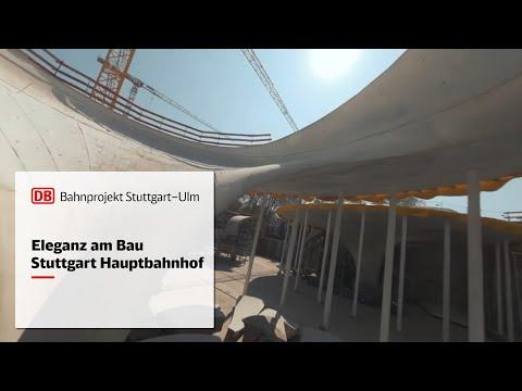 Eleganz am Bau | Stuttgart Hauptbahnhof