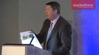 Challenges for AMP6 and beyond | Martin Baggs  - Thames Water