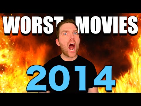 The Worst Movies of 2014