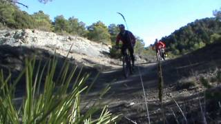preview picture of video 'BTT Coll De Nargó'