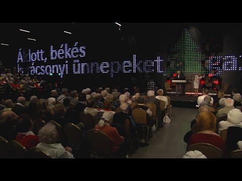 Idősek karácsonya 2015 - video preview image